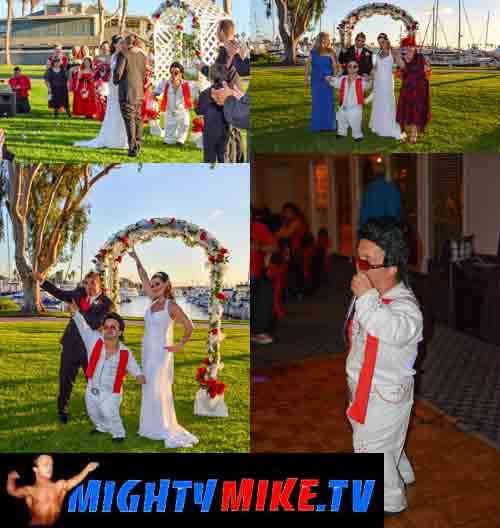 How to Hire a Wedding Officiant are they a true Minister Mighty Mike Murga in California, Arizona and Las Vegas Nevada